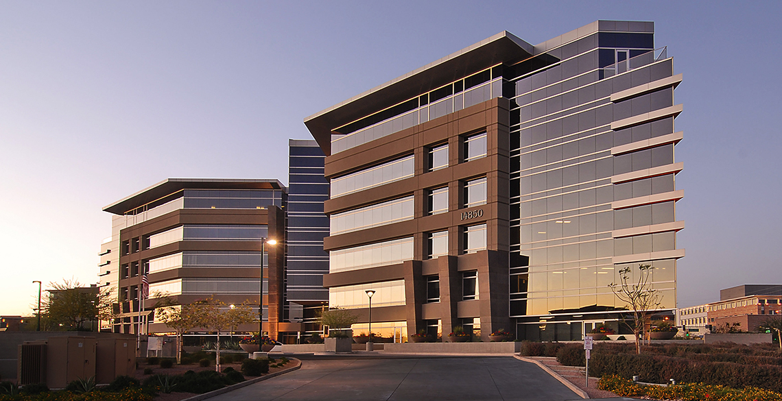 Pinnacle Kierland IV | Furst Properties | Office Building