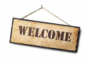 Welcome New Tenant
