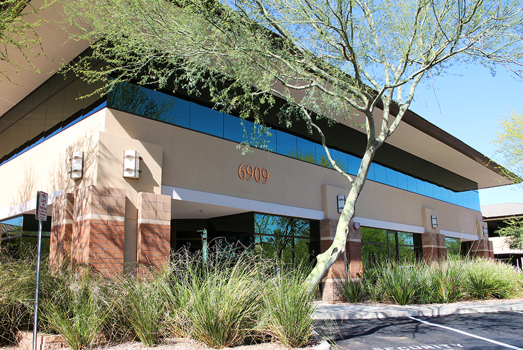 Hilltop Scottsdale 6909 Office Building