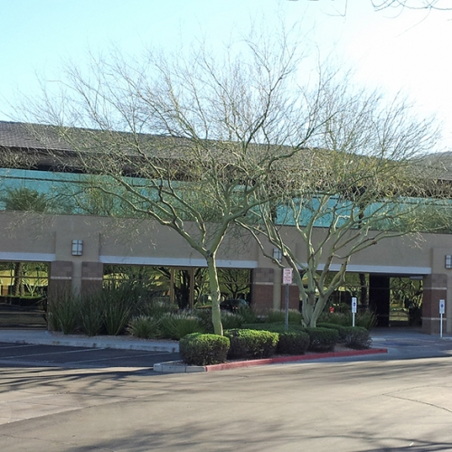 Hilltop Scottsdale 6929 Office Building