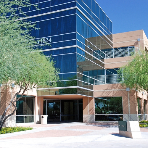 Pinnacle Kierland I Office Building | Furst Properties