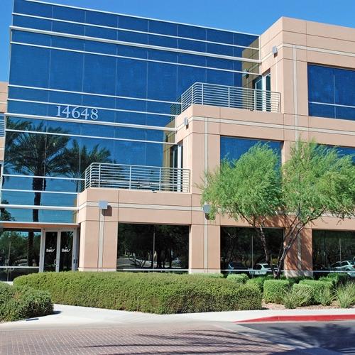 Pinnacle Kierland II Office Building   Furst Properties